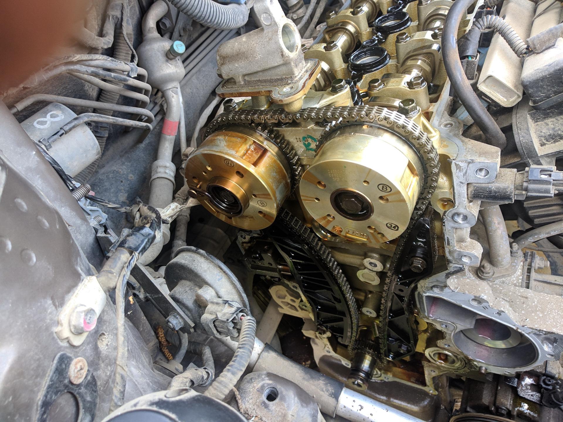 Двигатель 1.6 Киа Селтос - цепь или ремень?