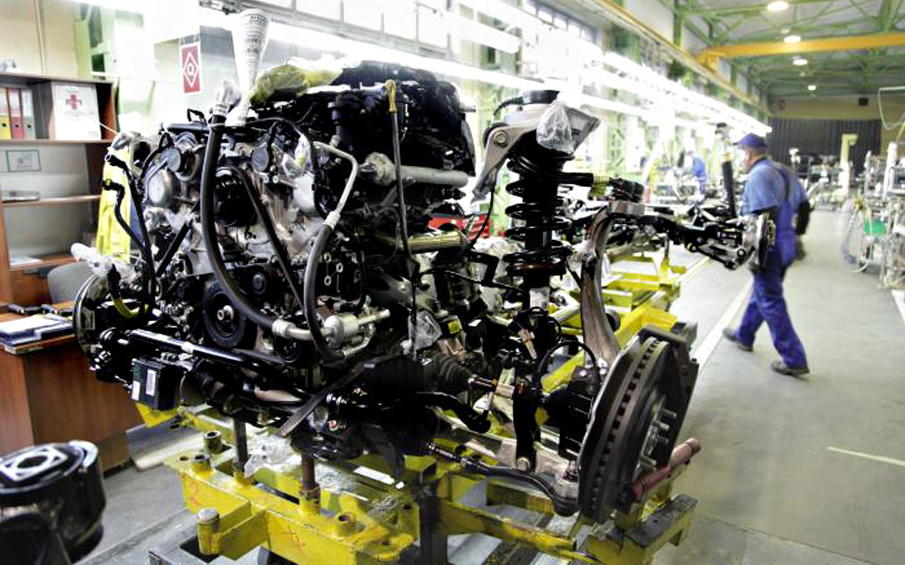 Где производится двигатель 1.6 КИА Селтос?