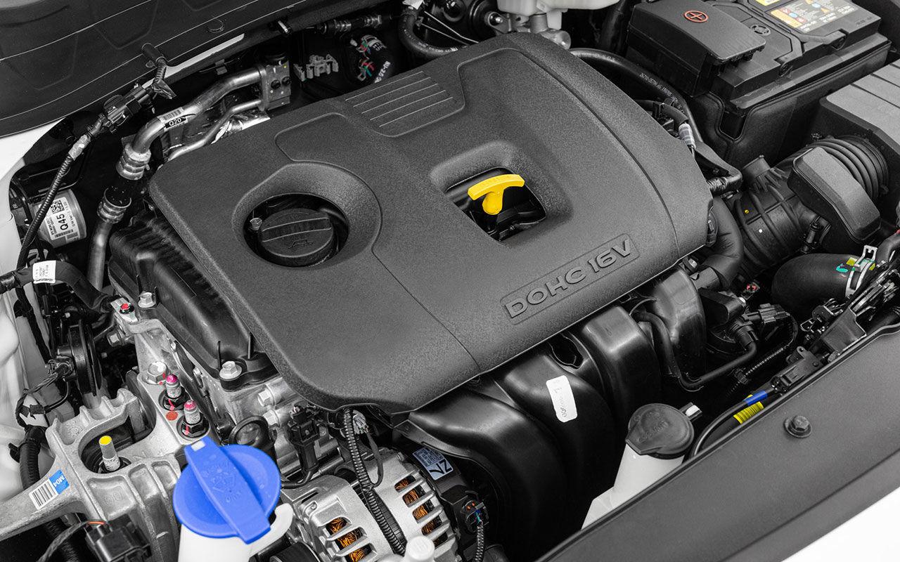 Марка двигателя Киа Селтос 1.6