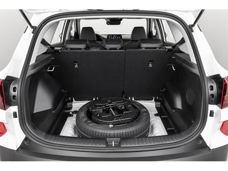 Объем багажника Киа Селтос