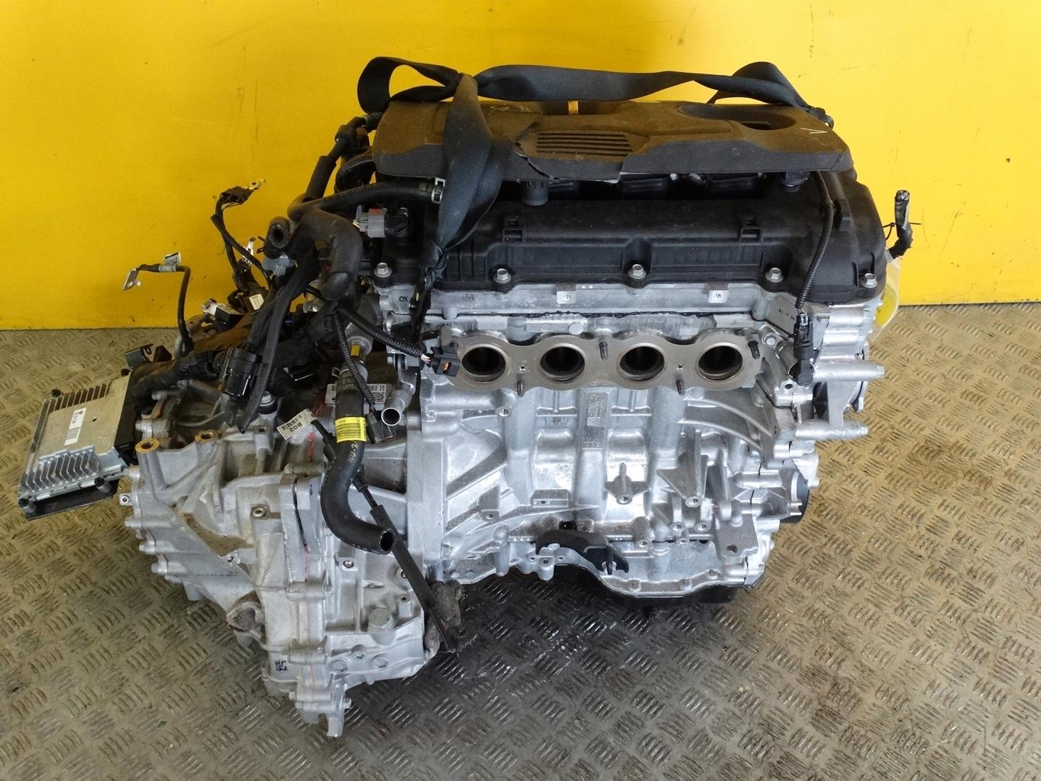 Где производится двигатель КИА Селтос 2.0 литра?