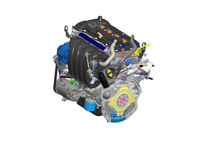 Двигатель КИА Селтос 2.0 устройство